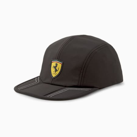 Ferrari SPTWR Racetrack Unisex Cap, Puma Black, small-IND