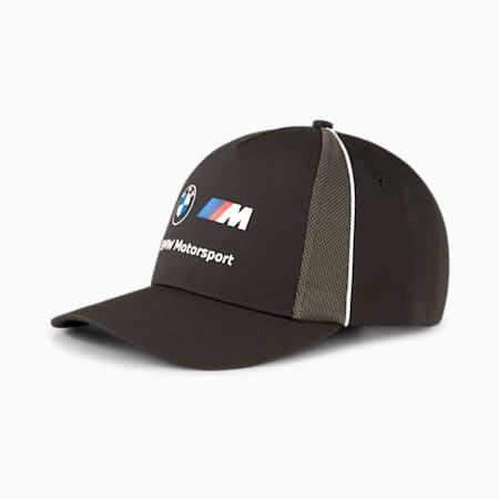 BMW M Motorsport Unisex Cap, Puma Black, small-IND