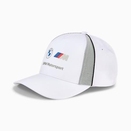 Gorra de béisbol BMW M Motorsport, Puma White, pequeño