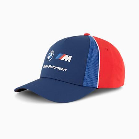 BMW M Motorsport Baseball Cap, Estate Blue, small