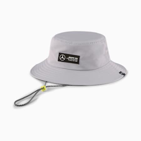 Mercedes F1 Bucket Hat, Mercedes Team Silver, small