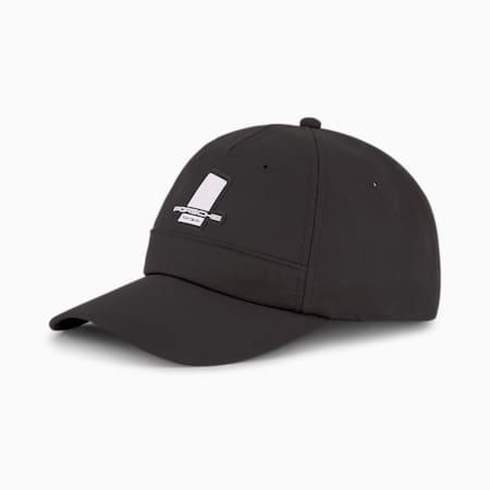 Porsche Legacy baseballpet, Puma Black, small