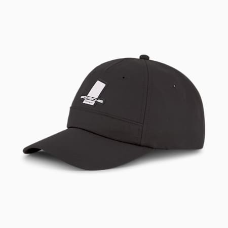 Gorra de béisbol Porsche Legacy, Puma Black, pequeño