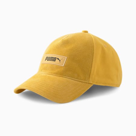Archive Logo Label Cap, Mineral Yellow, small-GBR