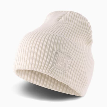 Infuse High-Top Damen-Beanie, Ivory Glow, small
