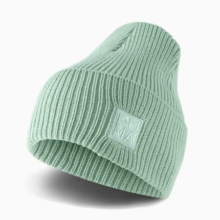 Infuse High Top Women's Beanie, Frosty Green, small-IND