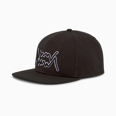 Gorra de básquetbol Pro, Puma Black, pequeño