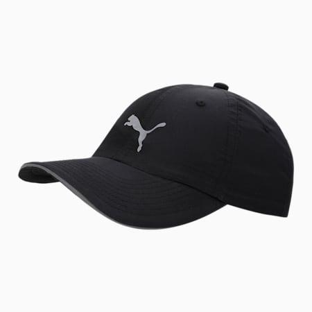 PUMA Unisex Running Cap, black, small-IND