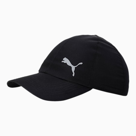 Poly Cotton Cap IND, Puma Black, small-IND