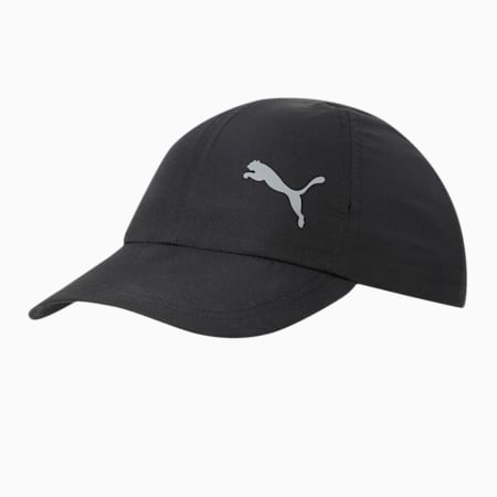 ESS Running Cap, Puma Black-Cat, small-IND