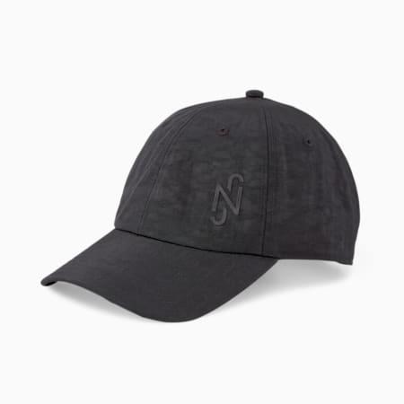 Neymar Jr. Baseball 캡/PUMA x NJR BB Cap, Puma Black, small-KOR