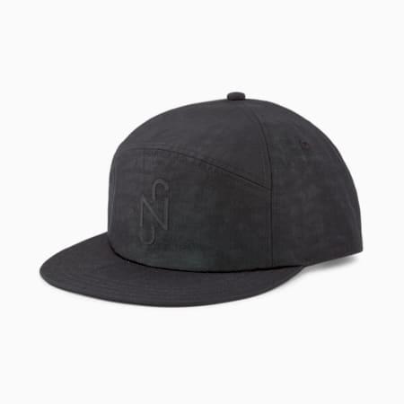 Neymar Jr. Flat Brim Cap, Puma Black, small