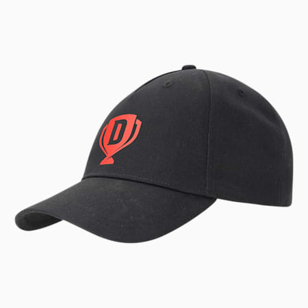 PUMA x Dream11 Men's Core Cap, Puma Black, small-IND