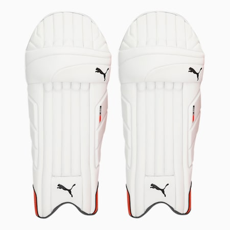 EVO 1 Batting pad, Nrgy Red, small-IND