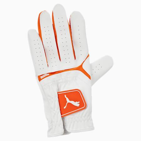 Sport Performance Glove LH, white-vibrant orange, small-IND