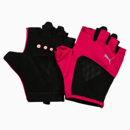 Kid's Gym Gloves, Love Potion-Puma Black, small-IND