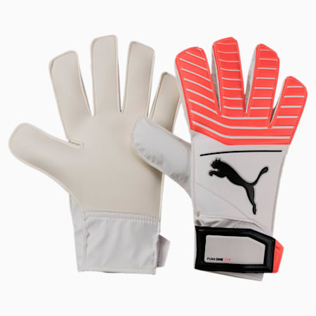 Puma One Grip 17.4, White-Fiery Coral-Black, small-IND