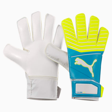 Puma One Grip 17.4, Blue-White-Yellow, small-IND