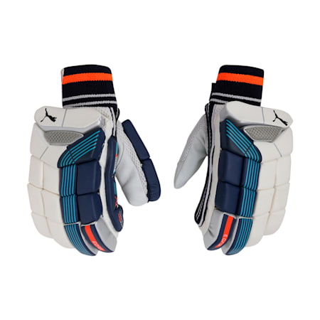 EVO 3 Batting glove, Nrgy Turquoise-Blue-Fiery-RH, small-IND