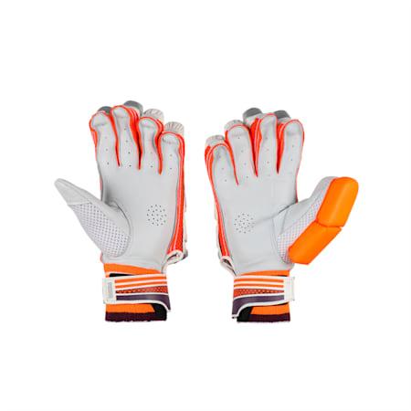 EVO 4 Batting Gloves, Orange-Purple-White-R H, small-IND