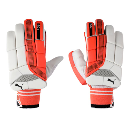 EVO 4 Batting Gloves, Nrgy Red, small-IND