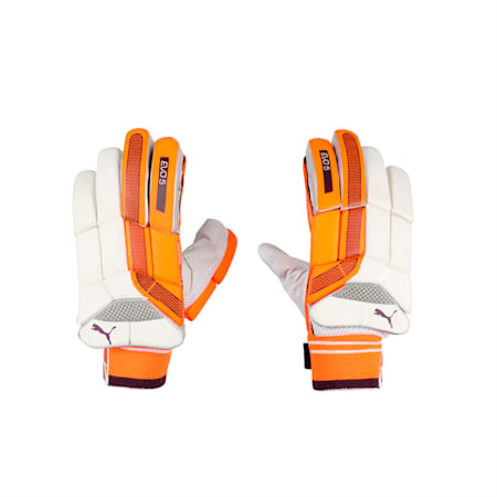 EVO 5 Batting glove, Orange-Purple-White-L H, small-IND