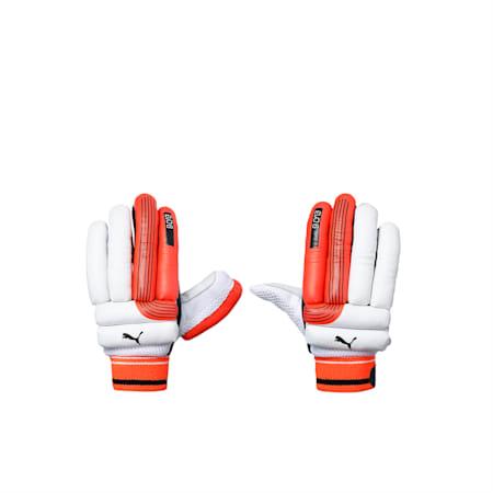 EVO 6 Batting glove, Fiery Coral-Black-White-LH, small-IND