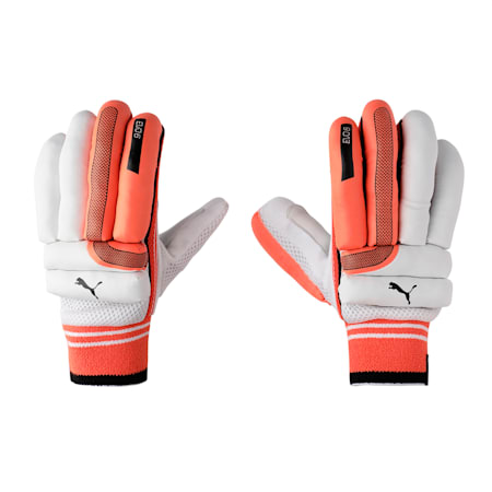 EVO 6 Batting glove, Nrgy Red, small-IND