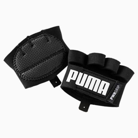 Essential Training Grip Gloves, Puma Black-Puma White, small-GBR