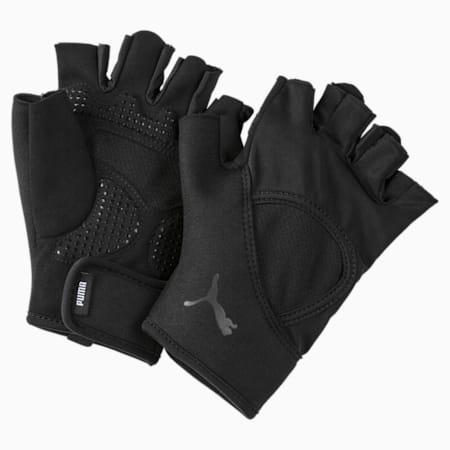 Essential Training Fingered Gloves, Puma Black, small-SEA