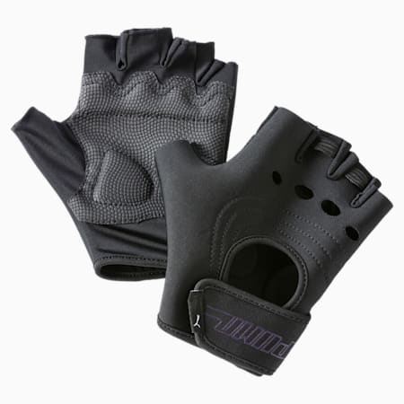 Women's Cosmic Gym Gloves, Puma Black, small-IND