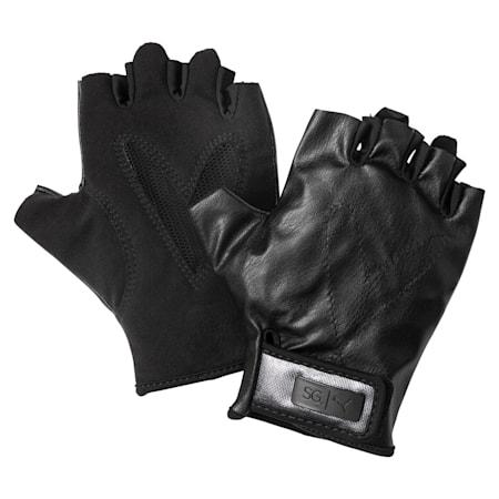 SG x PUMA Style Gloves, Puma Black, small