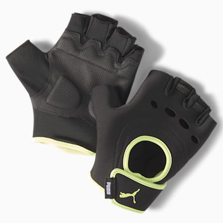 AT Shift  Training Gloves, SOFT FLUO YELLOW, small-IND
