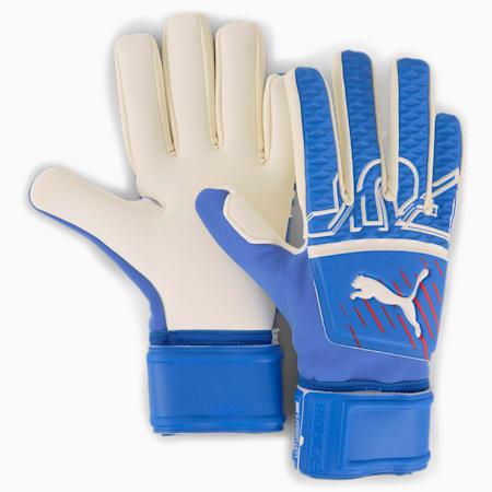 FUTURE Z Grip 3 Negative Cut Goalkeeper Gloves, Bluemazing-Sunblaze-White, small-GBR
