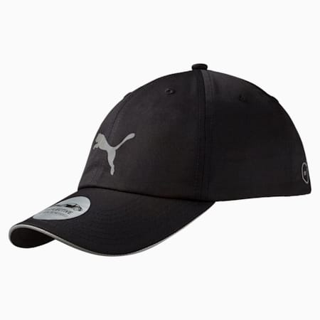 Running Cap III, black, small-IND
