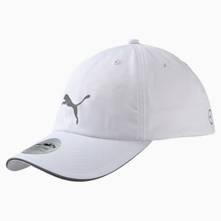 Running Cap III, white, small
