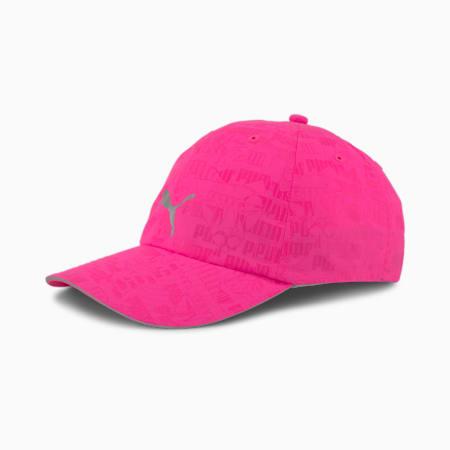Running Cap III, Luminous Pink-AOP, small