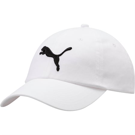 ESS Cap, white-Big Cat, small