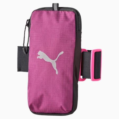PR Arm Pocket, Magenta Purple-Pink-Black, small-IND