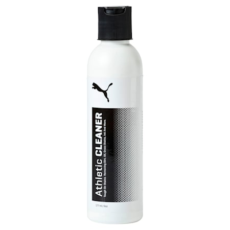 Athletic Cleaner, white-black, small