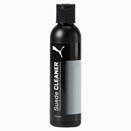 PUMA Shoe Care Suede Cleaner, black-white, small-IND