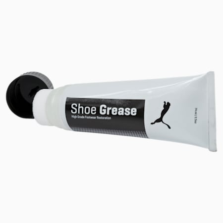 Shoe Grease, white-black, small-IND