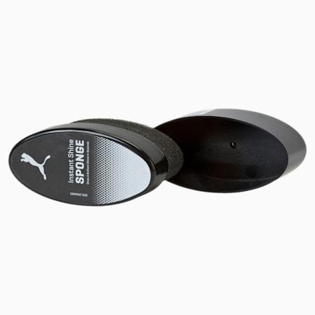 PUMA Shoe Care Instant Shine, black-white, small-IND