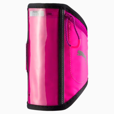 Running iPhone Arm Pocket, KNOCKOUT PINK-ULTRA MAGENTA, small-IND
