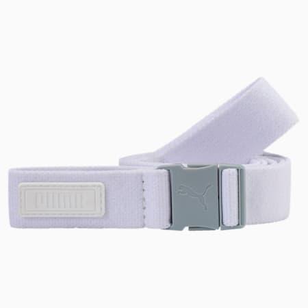 Women's Ultralite Stretch Belt, Bright White, small