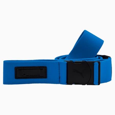 Golf Men's Ultralite Stretch Belt, Electric Blue Lemonade, small-SEA