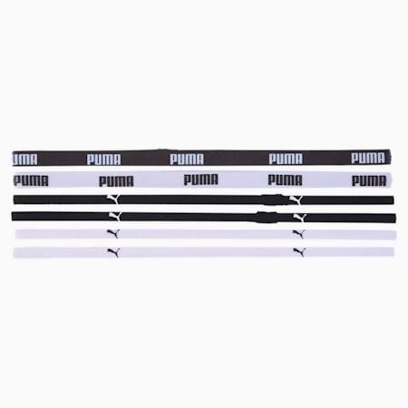 トレーニング AT ウィメンズ スポーツバンド 6本, Puma Black-Puma White, small-JPN