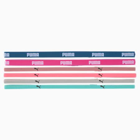 トレーニング AT ウィメンズ スポーツバンド 6本, Luminous Pink, small-JPN