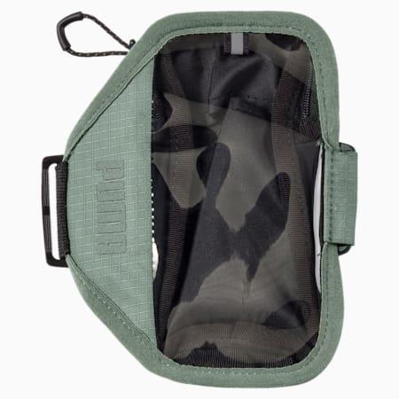 Running Mobile Armband, Laurel Wreath-Puma Black, small-IND