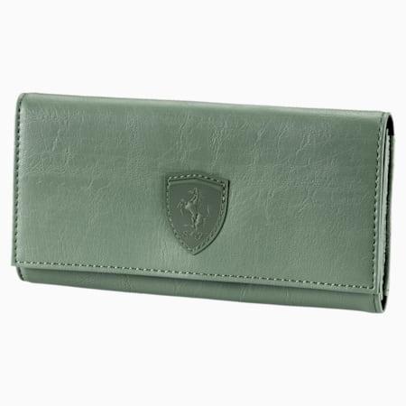 Ferrari Lifestyle Women's Wallet, Laurel Wreath, small-IND